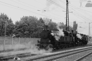 OBB 629.01 and 109.13 - Gyor by morpheus880223
