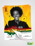 Etana's poster by KingstonGraphics