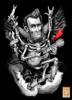 Rock N Roll Lincoln by jimiyo