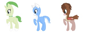 Pokepony Adopts~ CLOSED by star4567980