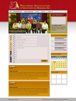 Philippines Association of Institution for Researc by mcarts