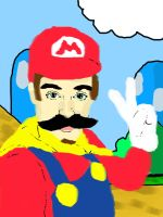 Super Mario Paint by Scarrett