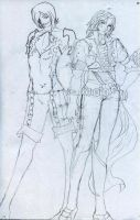 Hector_x_Isaac by AlucardTepes