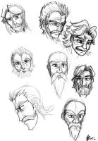 old guys by Thurosis