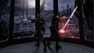 Mass Effect: Holdout by Verulo