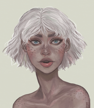 Freckles by Momoreo