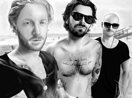 Biffy Clyro by NothingButTheBeat