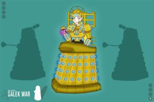 Dalek Empire - The Mentor by Jace-san
