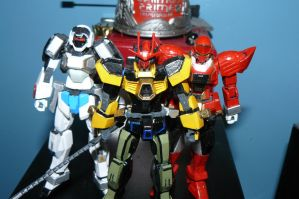 New Gundam Rider OOO tatoba! group by nikinaga