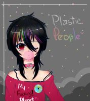 PlasticPeople by AlfredaBonDraw