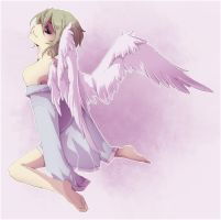 TWEWY: Angel Wings by Zilleniose