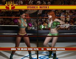 Episode 8: The Golden Viper vs. Irish Rose by cpunch