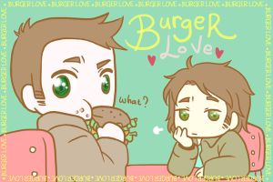 Burger Love by MugenMusouka