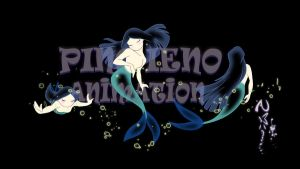 Mermaid Animated Logo Colour by Nippy13