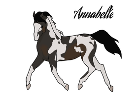 Annabelle for Kcronin13 by Flyingfetlocks