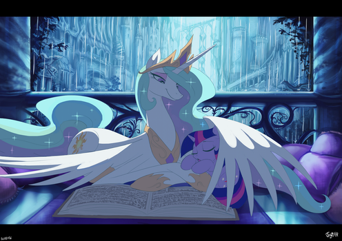 We Can Finish The Story Tomorrow by Jowybean