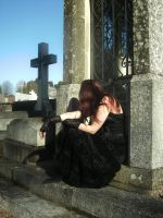 Cemetery 2 by smaragdistock