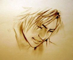 Tidus Cry by kleinmeli