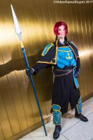 Anime Boston 2017 - Sacred Stones(PS) 07 by VideoGameStupid