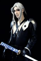 Sephiroth 2 by Laia-pink