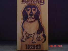 beagle carved by bmarvel777