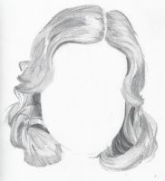 Hair Practice: Romola Garai by TheSimpsonsFanGirl