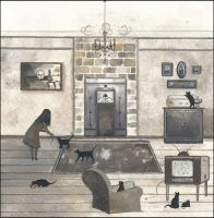 Large family by JadeMoonRabbit