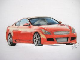 Infiniti G37 Coupe by RDDesign99