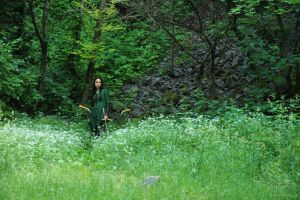 Tauriel on the Glade by HoremWeb