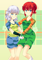Soccer Girls by 100procent-Juul