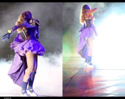 Sheryl Nome at stage by Schmunzelhase