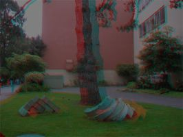 Tree Anaglyph by frostdemn
