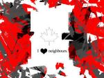 by I-Am-Canadian-Eh  I Am Canadian Wallpaper