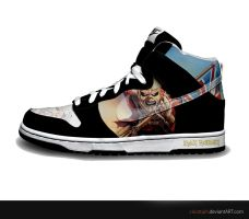 Iron Maiden Dunk HI  1 by ciscotjuh