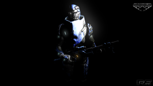 Archangel - Lonely Knight of Omega by PVF73