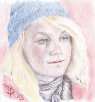 Luna Lovegood by LoonaLucy