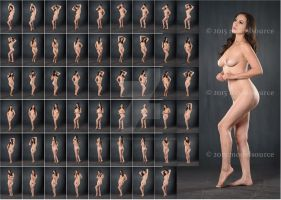 Stock: Asia Abendroth Art Nudes - 53 Images by modelsource