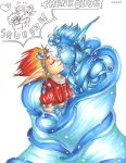 Snow on your Tongue- YAOI 4 LR by Demyrie