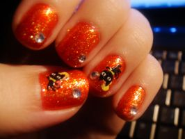 Nail Art 046 by MelodicInterval