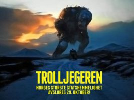 Trolljegeren Wallpaper by JPSpitzer