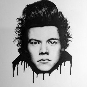 Harry Styles by AfroDude016