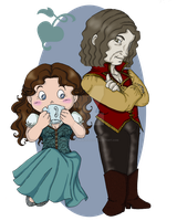 ::OUAT::Rumbelle:: by xXCupcake-PrincessXx