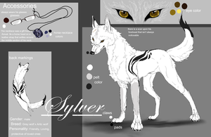 Sylver Reference Sheet by Aminirus
