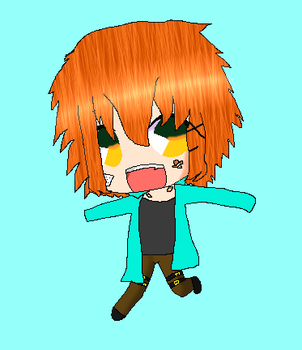 (Contest Prize) Chibi Jeremy by MMD1lover1