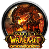 Icon World of Warcraft - Cataclysm by Alexielios