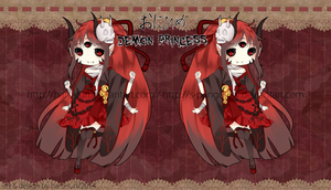 Adoptable 01 .:Demon Princess:. AUCTION CLOSED by s-pringdaisy