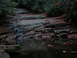 Waterfall... by HauntingVisionsStock