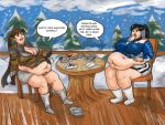 Star Trek Pie Eating Contest by TheAmericanDream