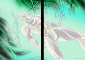Guyver Chapter 50 Page 19 Colour by unknownguyver81