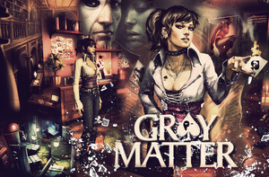 Gray Matter by AndreTM